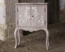 traditional bed-side table Tiepolo nightstand Porte Italia Interiors