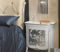 traditional bed-side table DECO 610 VIMERCATI MEDA CLASSIC FURNITURE