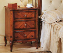 traditional bed-side table FRENCH STYLE 19TH CENTURY 903 VIMERCATI MEDA CLASSIC FURNITURE