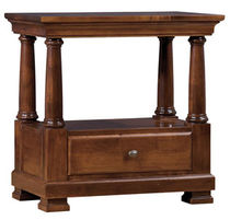 traditional bed-side table CARLTON  NICHOLS & STONE