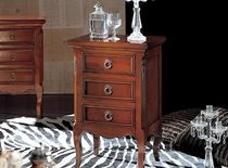 traditional bed-side table CHAMBERY 509 Bassi F.lli