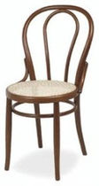 traditional bent-wood chair SE112 Drigani Galliano Snc