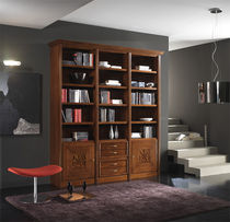 traditional bookcase FOUR SEASONS Stilema