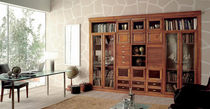 traditional bookcase REIMS 25 Bassi F.lli