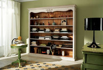 traditional bookcase HOME &amp; GLAMOUR GIORGIO PIOTTO