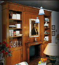 traditional bookcase BASTIDE casa nobile