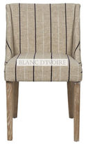 traditional chair KEN  BLANC D'IVOIRE