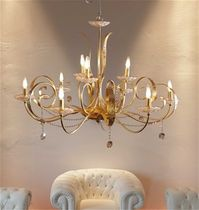 traditional chandelier GOTICA Masca