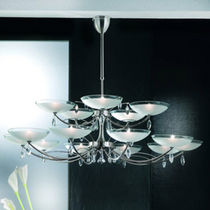 traditional chandelier (crystal) OPALDESIGN  Orion Leuchtenfabrik