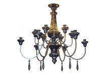 traditional chandelier MEDICIS PROVENCE &amp; FILS
