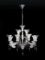 traditional chandelier GLORIA  by Marc Gabarra Illuminati Lighting srl