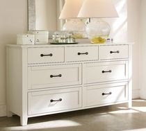 traditional chest of drawers STRATTON EXTRA-WIDE  POTTERYBARN