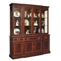 traditional china cabinet TRADITIONAL : CHINA TOP STICKLEY