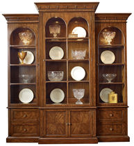 traditional china cabinet COMPOSITIONS  HENREDON