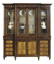 traditional china cabinet DRAKE by Alexa Hampton® HICKORY CHAIR