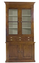 traditional china cabinet VATEL PM De Kercoet