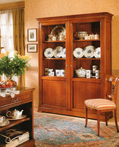 traditional china cabinet B04091 casa nobile