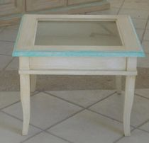 traditional coffee table  Artigiantessile