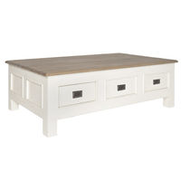 traditional coffee table STOCK : BELVES  DE SPIEGHEL 