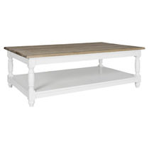 traditional coffee table STOCK : BOURGES  DE SPIEGHEL 