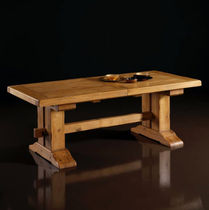 traditional coffee table ATELIER DE LA TABLE Lasserre