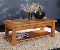 traditional coffee table SARLAT Girardeau