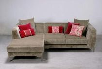 traditional corner sofa BACKWARD YBARRA & SERRET