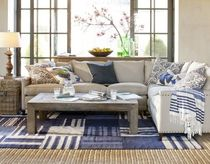 traditional corner sofa ADDISON  Williams Sonoma Home