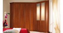 traditional corner wardrobe PITTI Homes