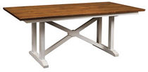 traditional dining table BANYAN NICHOLS & STONE
