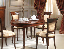 traditional dining table 950-4 VIMERCATI MEDA CLASSIC FURNITURE