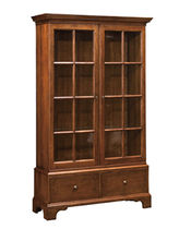 traditional display case FINGER LAKES : AUBURN  STICKLEY