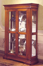 traditional display case VASARI VISENTIN GIUSEPPE