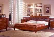 traditional double bed CORTE RICCA ARCA