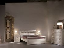 traditional double bed L'EBANISTA FBL