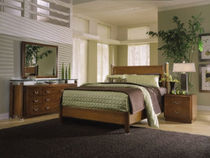 traditional double bed ALLEGRO LEDA Furniture