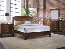 traditional double bed ASTORIA LEDA Furniture