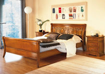 traditional double bed ALLORO LE FABLIER