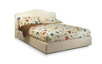 traditional double bed LINDA MC CONFORT