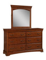 traditional dresser RHONE MANOR Broyhill