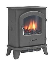 traditional electric stove SERRANO Broseley Fires
