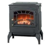 traditional electric stove WESTON 124 Burley