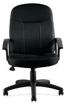 traditional executive armchair OTG11615B OFFICES TO GO