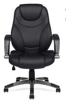 traditional executive armchair (with headrest) OTG2787B OFFICES TO GO
