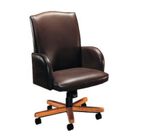 traditional executive leather armchair GALLANT   Jasper Desk Company