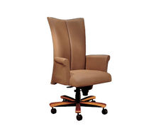 traditional executive leather armchair TROY Jasper Desk Company