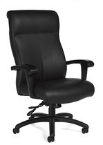 traditional executive leather armchair AUBURN�: 3767 GLOBAL totaloffice