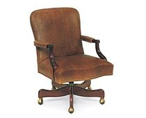 traditional executive leather armchair ARNOLD Cabot Wrenn