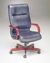 traditional executive leather armchair 1200 SERIES - 1211 HPFI