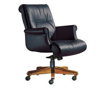 traditional executive leather armchair 1401-100 HARDEN